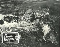 Die Rache des Ungeheuers (Revenge of the Creature) Erscheinungsjahr: 1955/ Deutsche EA: 1955. Darsteller: John Agar, Lori Nelson