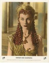 Caesar und Cleopatra (Caesar and Cleopatra) Erscheinungsjahr: 1945 / Deutsche EA 1946. Darsteller: Vivienne Leigh, Claude Rains