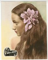 Die Hölle der Südsee (Typhoon) Erscheinungsjahr: 1940 / Deutsche EA 1955. Darsteller: Dorothy Lamour, Robert Preston