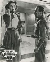 An einem Tag wie jeder andere (The Desperate Hours). Erscheinungsjahr: 1955 / Deutsche EA: 1956. Darsteller: Humphrey Bogart, Frederic March