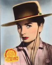 Weites Land (The Big Country) Erscheinungsjahr: 1958/ Deutsche EA 1959. Darsteller: Jean Simmons, Gregory Peck