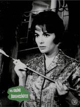 Erscheinungsjahr und deutsche EA: 1961: Der grüne Bogenschütze, Regie: Jürgen Roland, Hauptdarsteller: Klausjürgen Wussow
