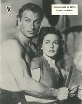 Tarzan bricht die Ketten (Tarzan And The She-Devil) Erscheinungsjahr: 1953 / Deutsche EA: 1954