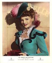 Es tanzt die Göttin (Cover Girl) Erscheinungsjahr: 1944/ Deutsche EA 1950. Darsteller: Rita Hayworth, Gene Kelly