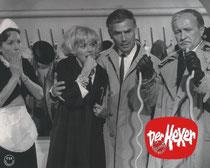 Erscheinungsjahr und deutsche EA: 1964: Der Hexer, Regie: Alfred Vohrer, Hauptdarsteller: Joachim Fuchsberger