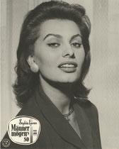 Männer mögen's so (Il segne di Venere) Erscheinungsjahr: 1955 / Deutsche EA 1958. Darsteller:Sophia Loren, Vittorio De Sica