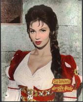 Das Geheimnis der roten Maske (Il terrore della maschera rossa) Erscheinungsjahr: 1960 / Deutsche EA 1960. Darsteller: Chelo Alonso, Lex Barker