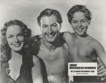 Tarzan, Verteidiger des Dschungels (Tarzan's Savage Jury) Erscheinungsjahr: 1952 / Deutsche EA: 1953