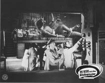 Die Bestie aus dem Weltenraum (20 Million Miles to Earth) Erscheinungsjahr: 1957/ Deutsche EA: 1957. Darsteller: William Hopper, Joan Taylor