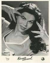 Küss mich noch einmal. Erscheinungsjahr: 1956 / Deutsche EA 1956. Darsteller: Lara Raki,Silvio Francesco
