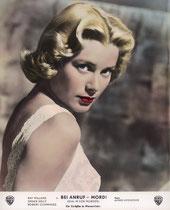 Bei Anruf Mord (Deal M for Murder) Erscheinungsjahr: 1954/ Deutsche EA 1954. Darsteller: Grace Kelly, Ray Milland