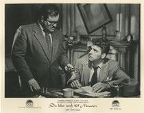 Du lebst noch 105 Minuten (Sorry, Wrong Number). Erscheinungsjahr: 1948 / Deutsche EA: 1951. Darsteller: Barbara Stanwyck, Burt Lancaster