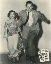 Stadt im Dunkel (Dark City). Erscheinungsjahr: 1950 / Deutsche EA: 1953. Darsteller: Charlton Heston, Lizabeth Scott, Viveca Lindfors