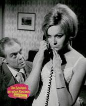 Erscheinungsjahr und deutsche EA: 1961: Das Geheimnis der gelben Narzissen, Regie: Akos von Rathony, HD: Joachim Fuchsberger