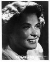 Ich kämpfe um dich (Spellbound) Erscheinungsjahr: 1945 / Deutsche EA 1952. Darsteller: Ingrid Bergman, Gregory Peck