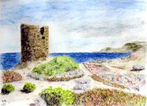 Rivage méditerranéen - Corse