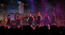 NK Faschingssitzung - 09.Jänner 2015 - Nr.038 - My boy Lollipop - Mädchengarde der FGN Neunkirchen