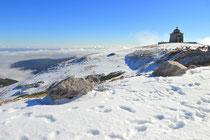Schneeberg - 25.Oktober 2014_141 - ...schon bei der Bergfahrt muß man angeben wann man ins Tal möchte.
