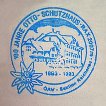 Rax - 19.Juni 2006 - Erzherzog Otto Schutzhaus