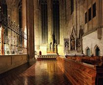 Stift Heiligenkreuz - 17.November 2014_082 - Die Abteikirche