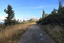 Rax - 18.Oktober 2014 - Schneeberg