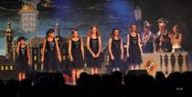 NK Faschingssitzung - 09.Jänner 2015 - Nr.039 - My boy Lollipop - Mädchengarde der FGN Neunkirchen
