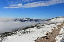 Schneeberg - 25.Oktober 2014_029 - ...wir saugen die herrliche Aussicht in uns auf!