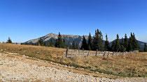 Rax - 06.Oktober 2012 - Blick zum Schneeberg