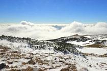 Schneeberg - 25.Oktober 2014_114 - ...und eine dichte Wolkendecke...