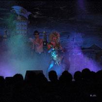 NK Faschingssitzung - 09.Jänner 2015 - Nr.132 - Tina Turner - Wolfgang Tarman