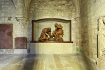Stift Heiligenkreuz - 17.November 2014_042 Am Gründonnerstag findet hier auch die Fußwaschungsfeier nach dem Vorbild Christ statt.