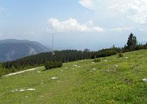 Rax - 19.Juni 2006 - Sender und Bergstation