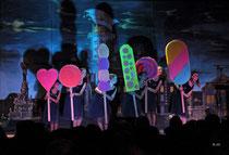 NK Faschingssitzung - 09.Jänner 2015 - Nr.036 - My boy Lollipop - Mädchengarde der FGN Neunkirchen