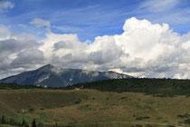Rax - 16.August 2011 - es werden immer mehr Wolken