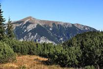 Rax - 06.Oktober 2012 - Schneeberg - wir geniesen die Ruhe