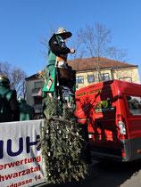 Neunkirchen Faschingsumzug 17.Februar 2015 - Nr.106