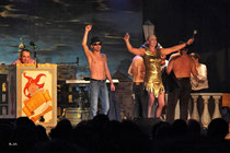 NK Faschingssitzung - 09.Jänner 2015 - Nr.141 - Tina Turner - Wolfgang Tarman