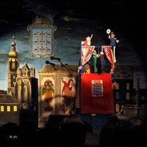NK Faschingssitzung - 09.Jänner 2015 - Nr.053 - Der Buagamasta Mollram - Manfred Pürzel