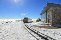 Schneeberg - 25.Oktober 2014_135 - ...damals noch mit dem Dampfzug.