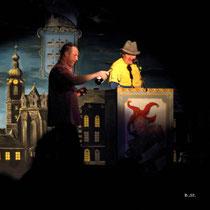 NK Faschingssitzung - 09.Jänner 2015 - Nr.058 - Der Buagamasta Mollram - Manfred Pürzel