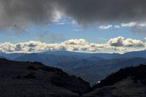 Rax - 18.Oktober 2014 - Wolken werden langsam mehr