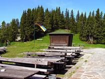 Rax - 19.Juni 2006 - bei der Bergstation