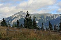 Rax - 16.August 2011 - Blick zum Schneeberg