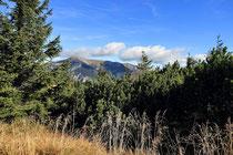 Rax - 18.Oktober 2014 - etwas andere Perspektive vom Schneeberg