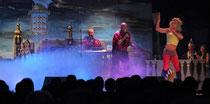 NK Faschingssitzung - 09.Jänner 2015 - Nr.100 - Die Perle der Karibik -  Roy Meeks und Jupp Brengmann