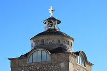 Schneeberg - 25.Oktober 2014_015 - wurde im Auftrag von Kaiser Franz Joseph I. im Andenken an Kaiserin Elisabeth im Jahr 1901 nach Plänen des Architekten Rudolf Goebel im Jugendstil erbaut.[