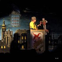 NK Faschingssitzung - 09.Jänner 2015 - Nr.063 - Der Buagamasta Mollram - Manfred Pürzel