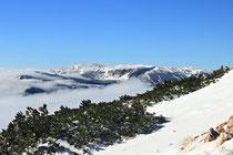 Schneeberg - 25.Oktober 2014_028 - ...auch auf ihr ist Schnee...