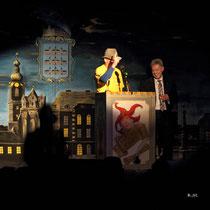 NK Faschingssitzung - 09.Jänner 2015 - Nr.060 - Der Buagamasta Mollram - Manfred Pürzel