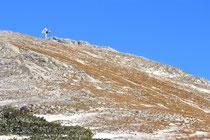 Schneeberg - 25.Oktober 2014_109 - und strahlend blauem Himmel...
